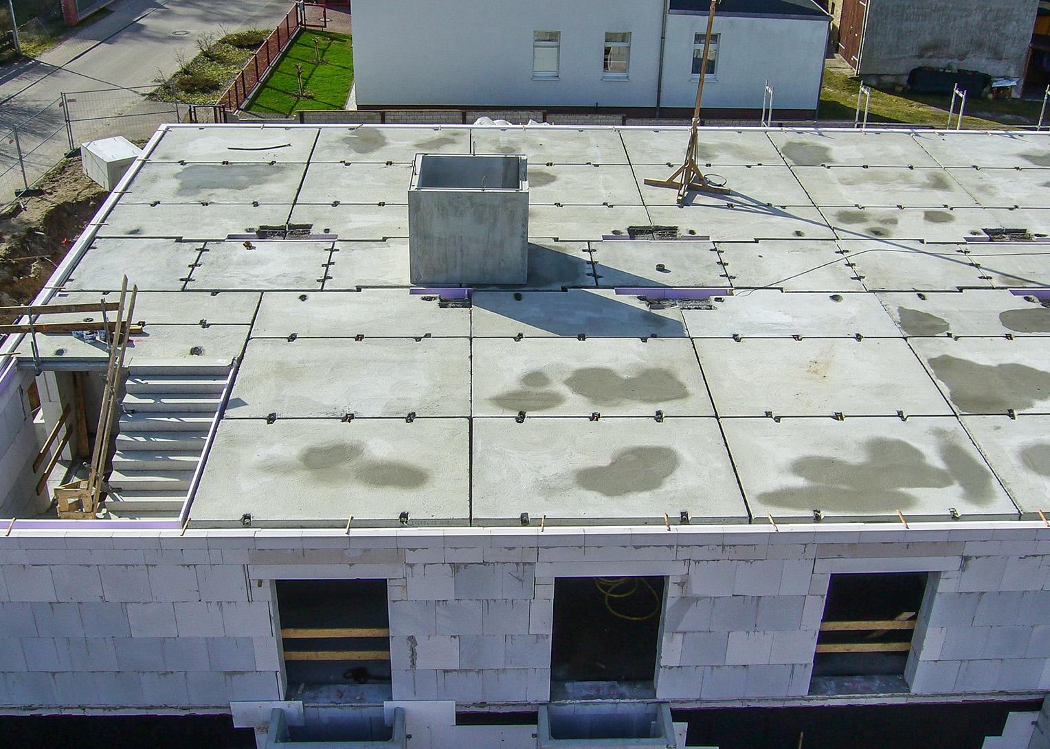 vollmontagedecke schlaff bewehrte beton deckenelemente betondecken. Black Bedroom Furniture Sets. Home Design Ideas